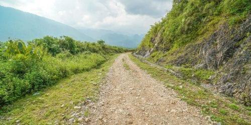 Ha Giang Loop Rough Roads