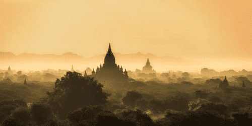 Myanmar Sunrise Day Trip from Chiang Rai