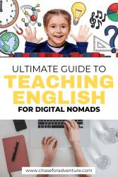 Ultimate guide to teaching english for digital nomads