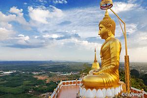Tiger Temple, Krabi Thailand