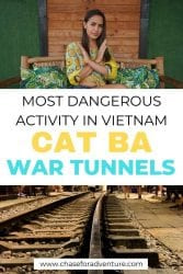 Cat Ba War Tunnels