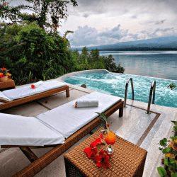 Hotel near Kawasan Falls in Cebu Philippines