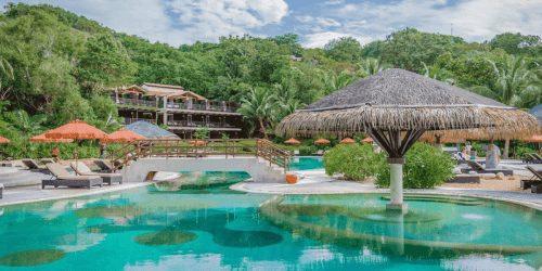 Tongsay Bay Resort in Koh Samui
