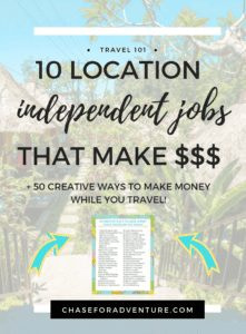 Location Independent Jobs that make money