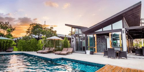 Family Zen House Boutique Hotel in Pai Thailand