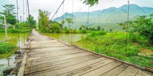 Ha Giang Loop Bridge