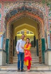 Visiting Pushkar India