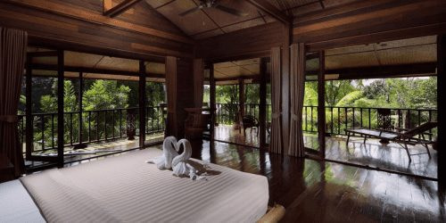 Bambuh Resort in Chiang Mai Thailand