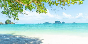 Phra Nang Beach on Railay Beach one of the Best Places in Thailand